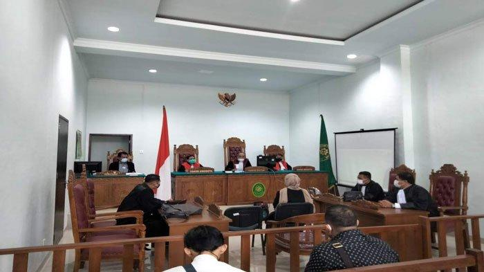 Sidang Tuntutan Kasus Anggota DPRD Tanjungpinang Rini Pratiwi Dua Kali Ditunda