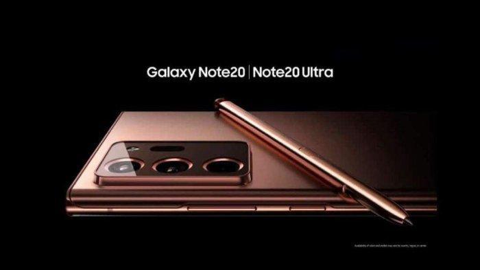 Lihat Perbandingan Samsung Galaxy Note20 Series dengan Note10 Series, Mana Lebih Kuat?