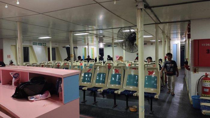 Selama Blocking Area, Kapal Roro ke Lingga Masih Beroperasi Tapi tak Bawa Penumpang