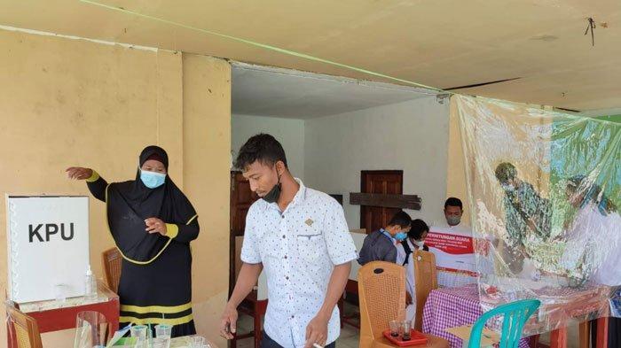 75 Desa di Lingga Gelar Pilkades di Tengah PPKM Level 3, Panitia Terapkan Prokes