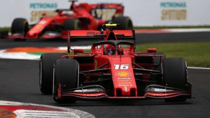 Kualifikasi Aneh Formula 1 GP Italia. Tak Ada Pebalap yang Mau Kencang, Ada Apa?