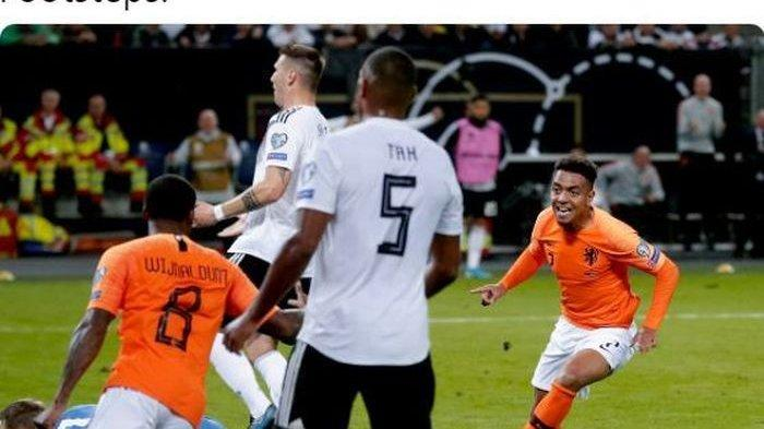 Live Streaming Mola TV Estonia vs Belanda Kualifikasi Euro 2020 Malam Ini, Kick Off 01.45 WIB