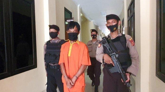 Pengakuan Pria Pembunuh Janda Anak 3 di Hotel Kota Bontang: Saya Terbayang-bayang Arwahnya