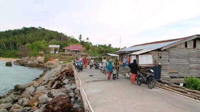 Diperebutkan 2 Provinsi, Kabag Hukum M Jais: Pulau Tujuh Sah Milik Kabupaten Lingga