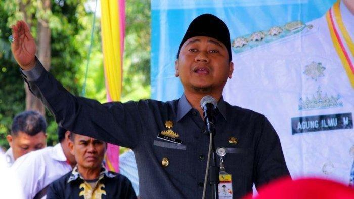 Beredar Video Pesan Bupati Lampung Utara Sehari Sebelum Ditangkap KPK: Pegawai Gak Boleh KKN!