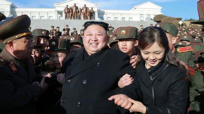 Terlibat Skandal Video Panas, Pemimpin Korea Utara Kim Jong Un Dikabarkan Eksekusi Mati Mantan Pacar