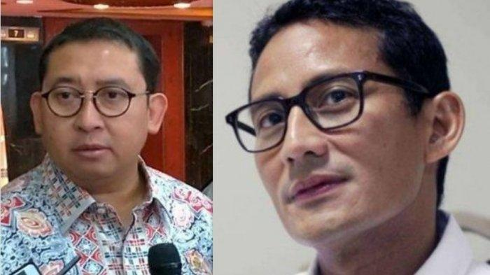 Partai Gerindra Dikabarkan Minta Jatah 3 Menteri, Sandiaga Uno dan Fadli Zon Masuk Kabinet?
