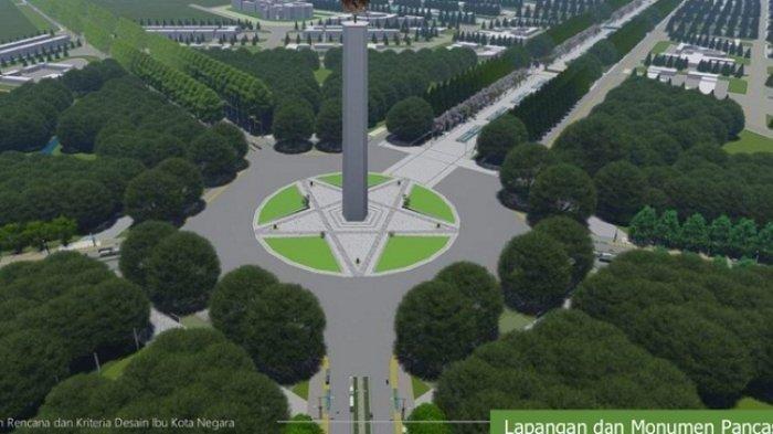 Sayembara Desain Ibu Kota Baru Dibuka Pemerintah, Hadiah Hingga 5 Miliar, Ridwan Kamil Jadi Juri