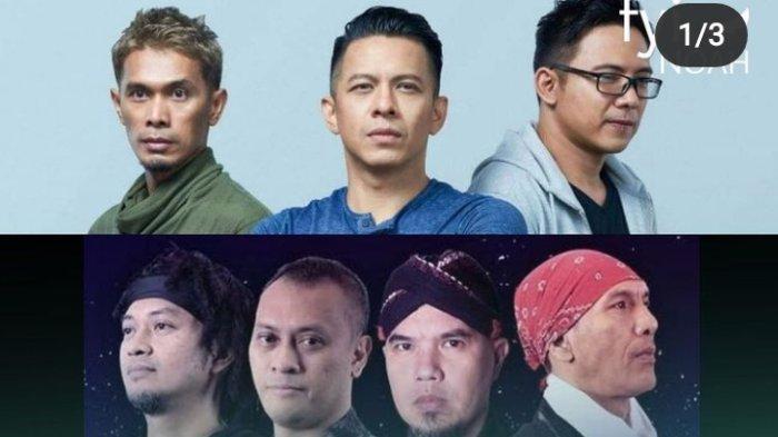 Dulu Kritik Peterpan Band Tak Jelas, Ahmad Dhani Bakal Sepanggung Ariel NOAH Kini