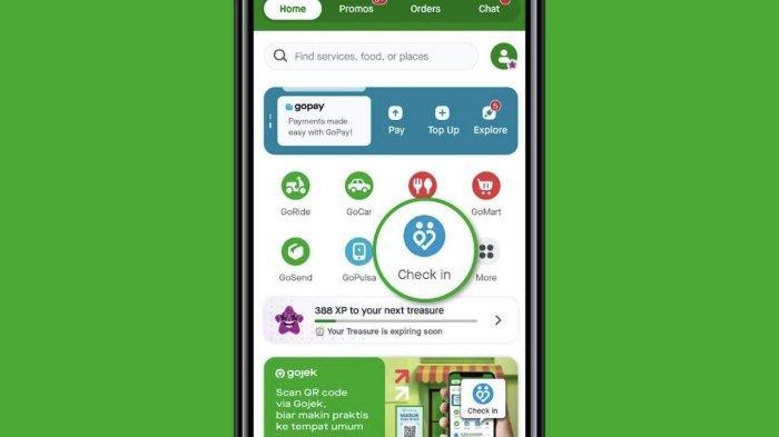 Cara Mengakses PeduliLindungi dari Aplikasi Tokopedia dan Gojek untuk Masuk Mal dan Supermarket
