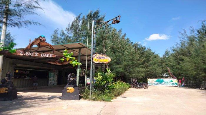 Travel Destinations: Dino's Gate Batam Tourism still Exists during the Covid-19 Pandemic