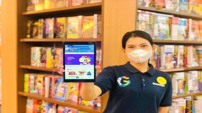 Gramedia Batam Siapkan Promo 10.10 di Shopee, Beri Diskon hingga 50 Persen
