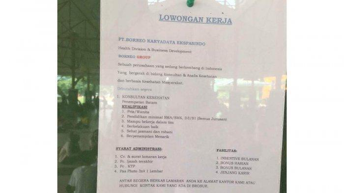 Loker Batam - Perusahaan di Batamindo Butuh Pekerja Baru, Cek Syaratnya di Sini