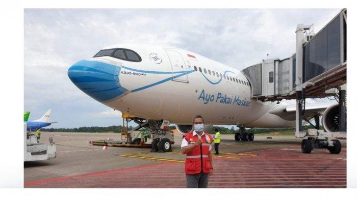 Garuda Indonesia buka 3 rute baru termasuk ke Batam