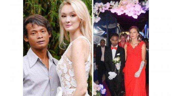 Ini Deretan Pernikahan Beda Negara yang Viral, Ada Pasangan yang Bertemu di Kuburan hingga Smule