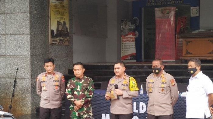 Kapolda Metro Jaya Irjen Pol Fadil Imran