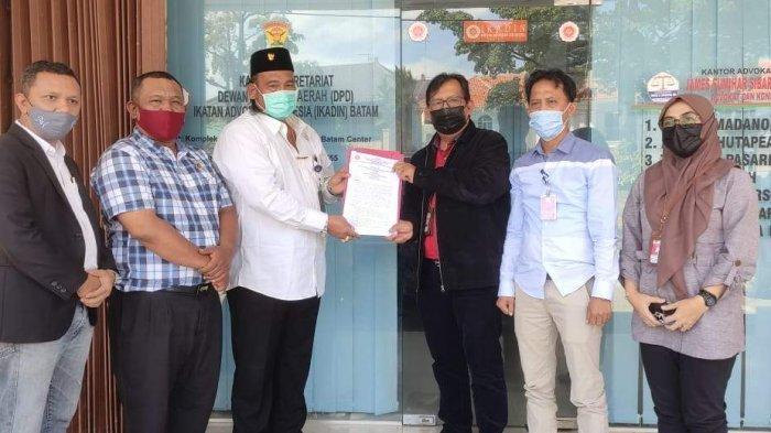 YLBH Ikadin Batam Beri Layanan Hukum Gratis bagi Warga tak Mampu