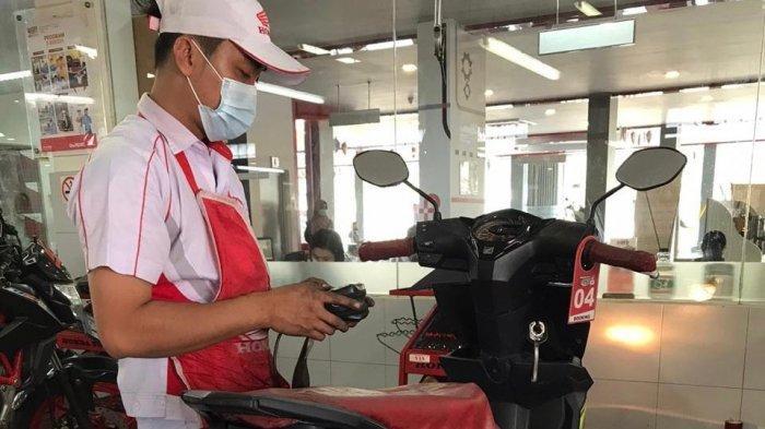 Promo AHASS Kepri, Bayar Rp 140 Ribu Dapat Service Motor, Gratis Busi hingga Ekstra Angpao