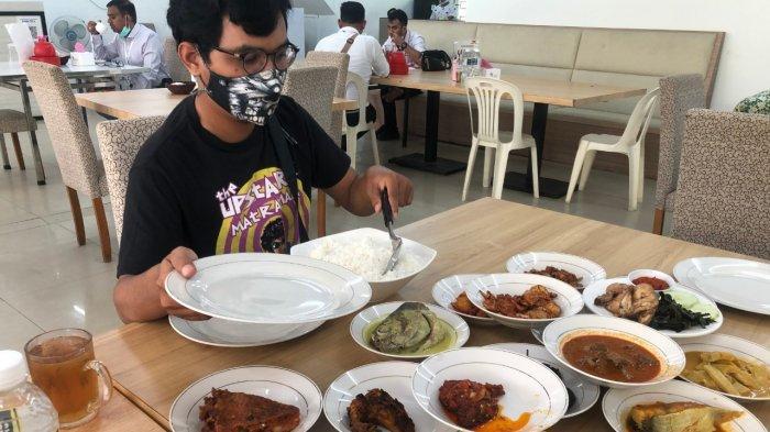 Siasati Pandemi, Rumah Makan Padang Lubuk Jaya Batam Tawarkan Menu Mulai Rp 10 Ribuan