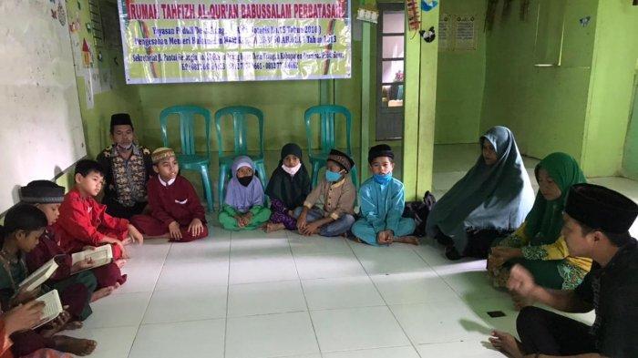 Anambas Punya Rumah Tahfidz Alquran di Arung Hijau Kecamatan Siantan Selatan