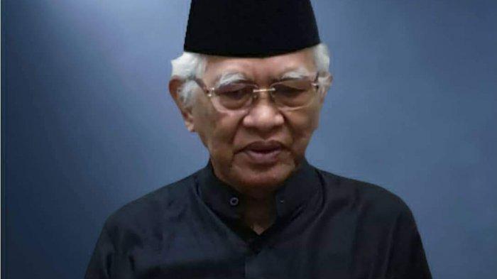Gus Mus Bagikan Doa Sya'ban yang Komplit, Kiriman dari Al-Habib Prof Dr KH Quraish Shihab