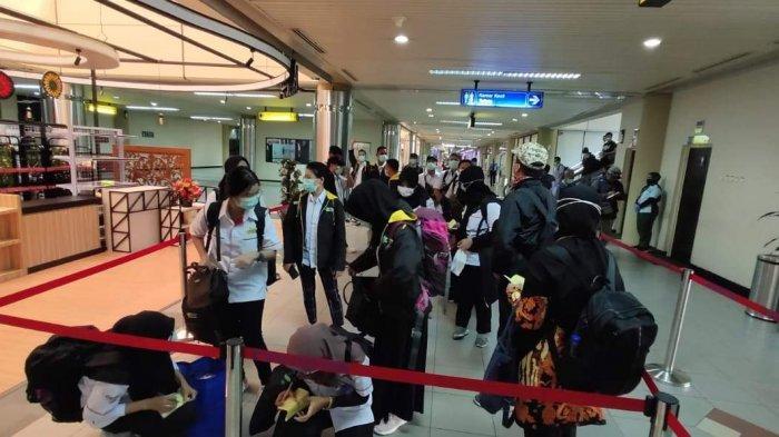 Dilatih di Jakarta, 25 Tenaga Medis dari Kemenkes Tiba di RS Khusus Infeksi Covid-19 Galang Batam