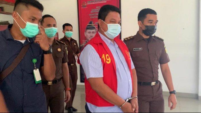 Jaksa Ungkap Alasan Penahanan Kadishub Batam Rustam Efendi Setelah Jadi Tersangka