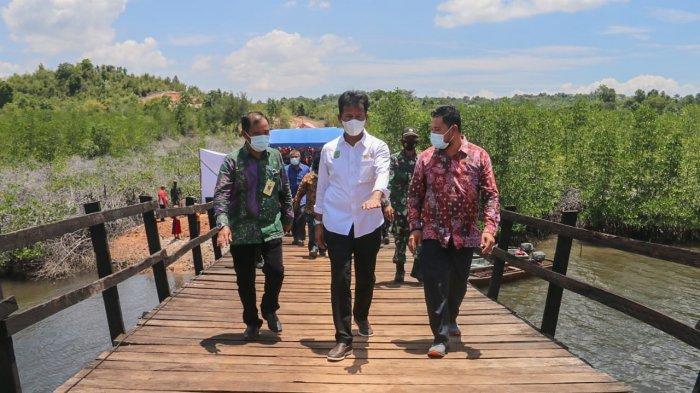 Pemko Batam Bangun Jembatan Penghubung antara Air Raja dan Subang Mas