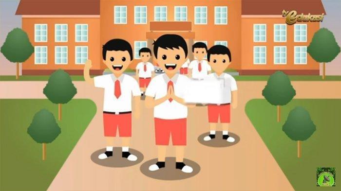 Tag Petak Umpet Soal Dan Jawaban Sd Kelas 4 6 Kamis 23 Juli 2020 Di Tvri Materi Permainan Tradisional Tribun Batam