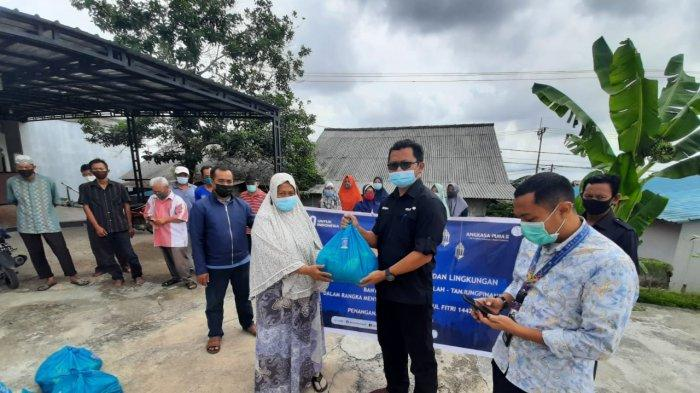 Bakti PT Angkasa Pura ll Tanjungpinang kepada Masyarakat Tanjungpinang di Bulan Ramadhan