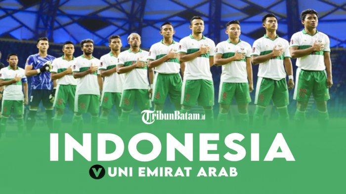Jadwal Timnas Indonesia vs Uni Emirat Arab, Shin Tae-yong: Semangat Juangnya Bagus