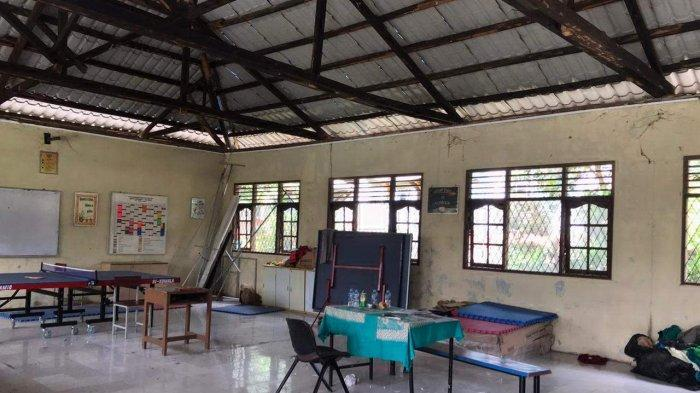 JADILokasi Percobaan Pemerkosaan, Begini Kondisi Ruang Olahraga SMAN 1 Batam, Lihat Foto-fotonya