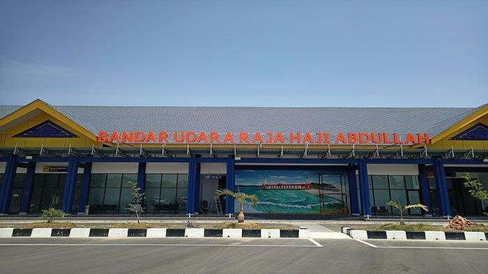 Syarat Terbaru Naik Pesawat di Bandara RHA Karimun, Wajib Tes Antigen atau PCR