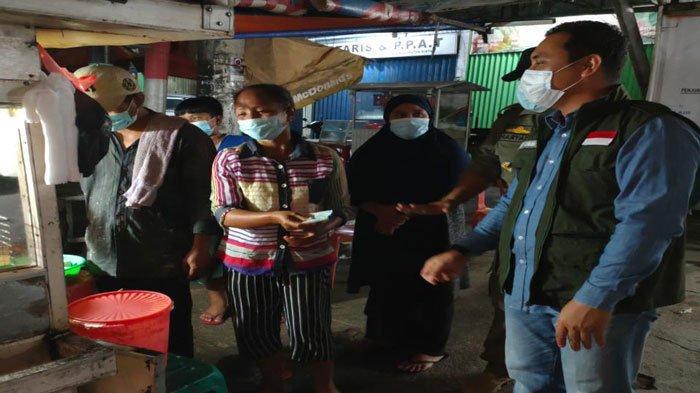 PPKM Mikro Kepri di Bintan, Masih Ada Pedagang Beraktivitas di Atas Pukul 20.00 WIB
