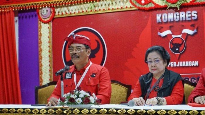 Bukan Jokowi, Soerya Respationo Lantik Megawati Jadi Ketum PDIP, Siapakah Dia?