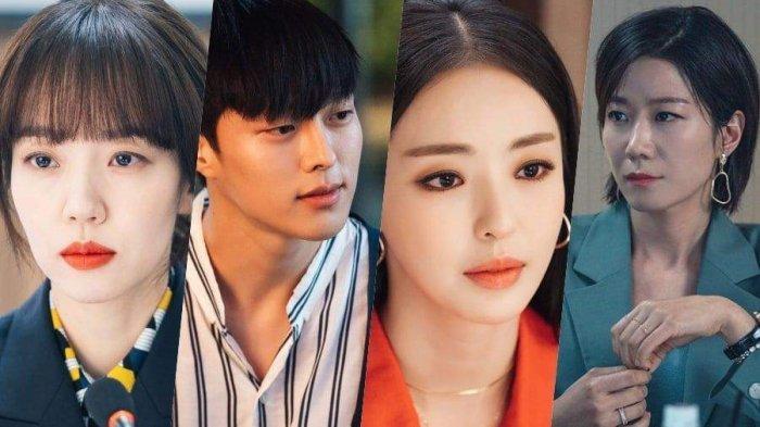 Download Soundtrack Drama Korea 'Search: WWW', Drakor Jang Ki Yong dan Im So Jung