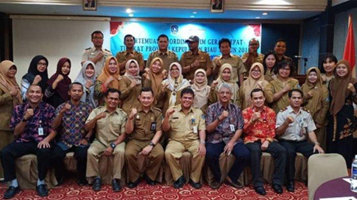 Dinkes Gelar Pertemuan Koordinasi Gerak Cepat Tingkat Provinsi Kepri