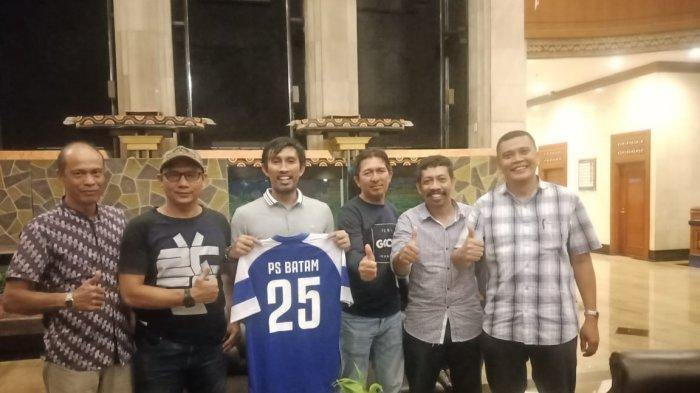 PS Batam Kalah di Final, Budi Sudarsono