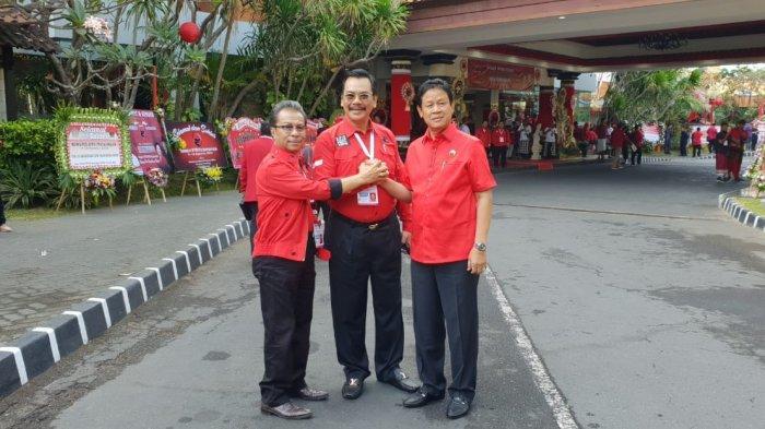 Kongres PDIP di Bali, Ketua DPD PDIP Kepri HM Soerya Respationo Diberi Mandat Pimpin Sidang Kongres