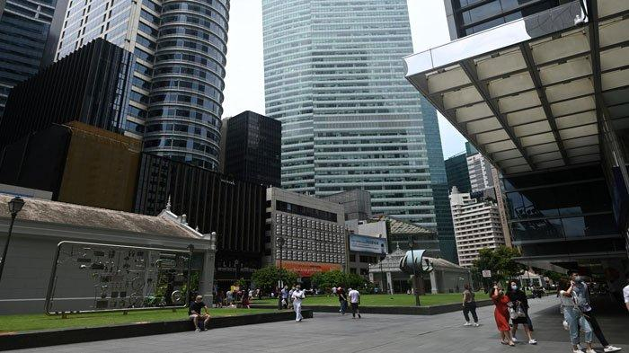 Diluar Prediksi, Pertumbuhan Ekonomi Singapura Melesat 14,7% di Kuartal II 2021