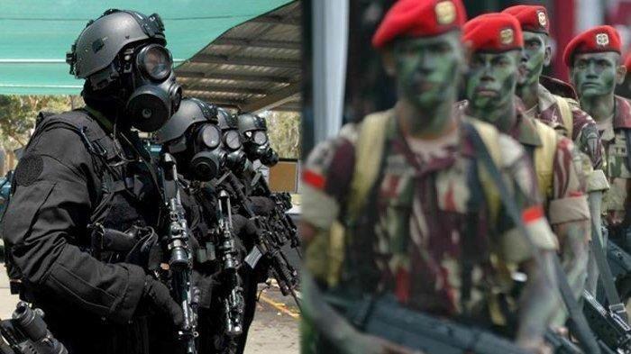 Kisah Pertempuran Mencekam Kopassus vs Pasukan Elit Kerajaan Inggris di Hutan Belantara Kalimantan