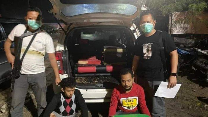 Polisi Batam Gagalkan Penyelundupan 90 Ekor Burung Murai dari Malaysia