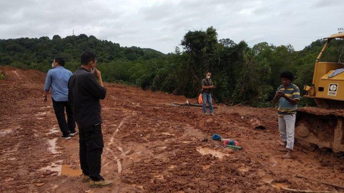 Kavling Pesona Indah Dangas Batam Termasuk Hutan Lindung, Proses Pematangan Lahan Dihentikan Paksa