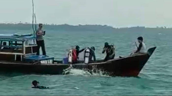 Tenggelam di Laut, Arkeolog Teliti Kapal Diduga Cagar Budaya di Lingga