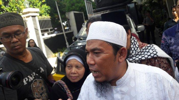 Sekjen PA 212 Bernard Abdul Jabbar Jadi Tersangka Baru Penculikan Relawan Jokowi Ninoy Karundeng