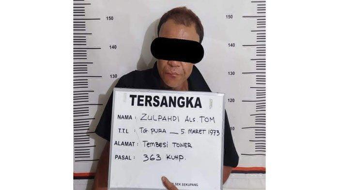 DULU Maling Biasa, Tom Kini Jadi Pelaku Curanmor di Batam Setelah 3 Kali Masuk Penjara