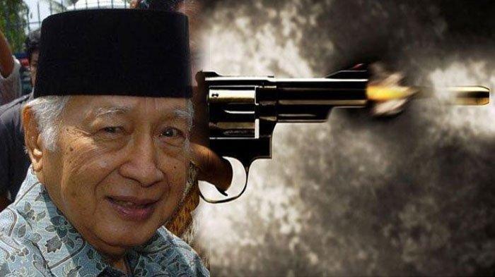 Dijuluki The Smiling General, Pengawal Bongkar Cara SOEHARTO Hadapi Momen Diincar Penembak Jitu