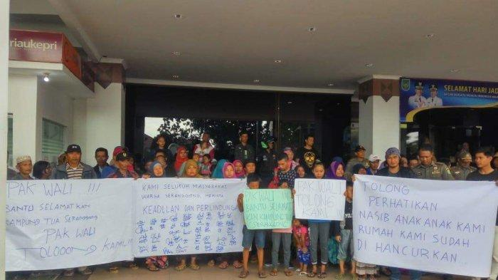 Diduga Ada Maladministrasi Dalam Penertiban Kampung Seranggong Batam, Ini Sikap Ombudsman Kepri