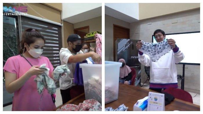 Nagita Slavina Picu Kericuhan Bagi-bagi Celana Dalam Bekasnya, Karyawan: Ditaruh Mobil Jadi Masalah