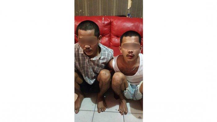 Dua Tahanan Kabur dari Polsek Batuaji Batam Dibekuk Polisi, Ini Kata Kapolresta Barelang